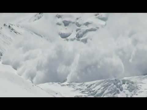 Неизведанный Мир – лавина в Гималаях (Большой Барьер)