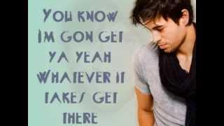 Finally Found you - Enrique Iglesias Ft. Daddy Yankee (Lyrics / Letra)