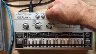 AFX - Where is Your Girlfriend Cover - Roland SH-101