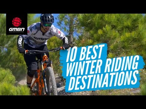 10 Winter MTB Riding Destinations Around The World