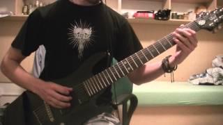 Horkýže Slíže - Bernardín (guitar cover)