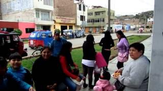 Campaña Médica de Eli Vara - VAMOS PERÚ 2014 Paramonga