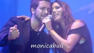 Pablo Alboran e India Martínez-Vencer al amor, concierto La Merçè 23 sept. 2011