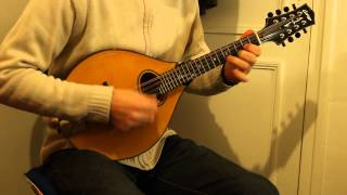 Ships are sailing Irish Traditional Music mandolin