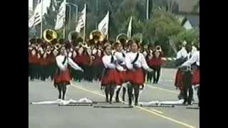 Vallejo High Proud Heritage Marching Band '99 - La Virgen de la Macarena/España Cañí