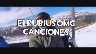 ElRubiusOMG Canciones ~ SNOWBOARD, CAIDAS Y FAILS   Snow Vlog