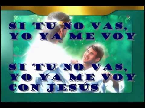 En Rumbo Voy A Canaan de Coros Cristianos Letra y Video