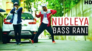 Nucleya | Bass Rani | Indian Dubstep Dance | Collaboration | BeatfeeL RJ And Msquare Dance Videos
