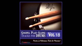 My Life Is In Your Hands (Db) [Kirk Franklin] [Drums Play-Along Track] SAMPLE