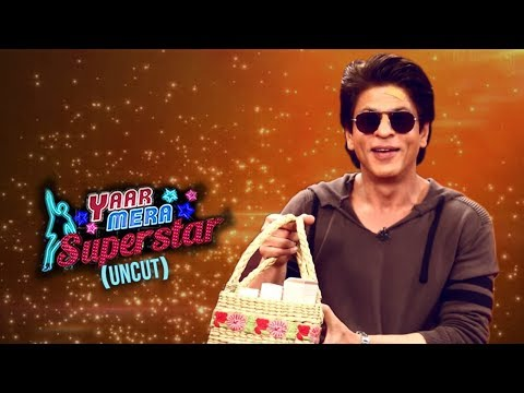 Shahrukh Khan Calls Zoom Santaclaus | Yaar Mera Superstar Season 2