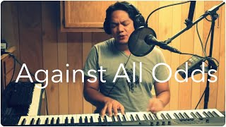 Phil Collins - Against All Odds (cover) - piano / vocal by Leo Cagape - GLEE