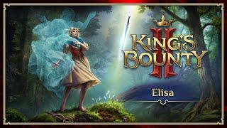 King\'s Bounty II Elisa Trailer