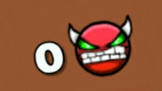 0 DEMON? and Re Challenge | Geometry Dash Partition (Road to 10K Stars Again) #Read Desc
