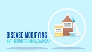 Disease modifying anti-rheumatic drugs (DMARDs)