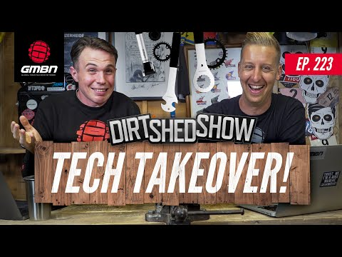 It's A GMBN Tech Takeover! | Dirt Shed Show Ep. 223