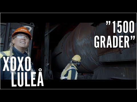 XOXO Luleå: 1500 grader