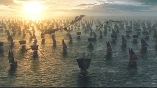 Game Of Thrones - Season 6 OST - Winds Of Winter (Soundtrack with Finale Visuals)