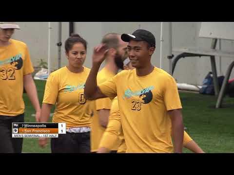 Video Thumbnail: 2018 U.S. Open Club Championships, Men's Semifinal: San Francisco Revolver vs. Minneapolis Sub Zero