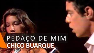 Chico Buarque e Zizi Possi: Pedaço de Mim (DVD Bastidores)