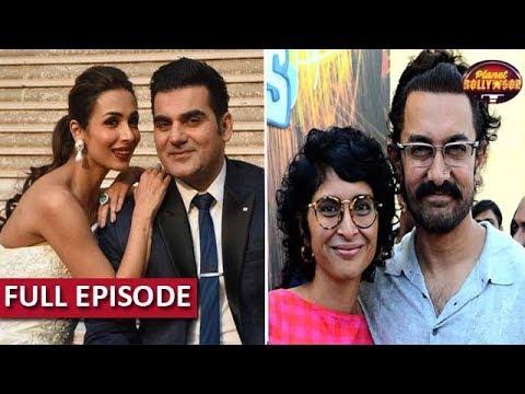 Arbaaz Celebrates His Birthday With Ex-Wife Malaika | Aamir Diagnosed With Swine Flu