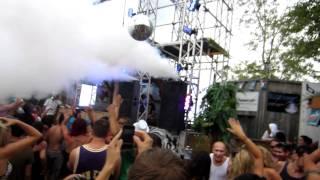 Prok & Fitch @ Beach Club Ibiza Party 2011 pt. 2