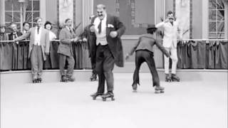 Charlie Chaplin - A Perfect Skater - The Rink (1916)