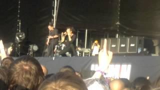 The Rasmus - Katyusha + New Song (Live Maxidrom 2012 )