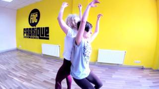 Nao - In the morning |  Partnering class with Julya Grishina