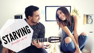 HAILEE STEINFELD - STARVING (MIA ROSE COVER) | December Video #5