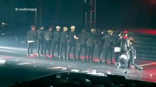 [ FANCAM ] BTS Epilogue in Manila | No More Dream (Dance Break)
