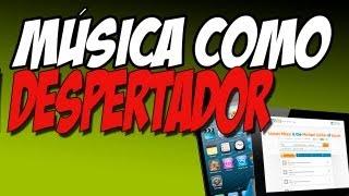 Como colocar uma música como toque de despertador por iPhoneBrasil22