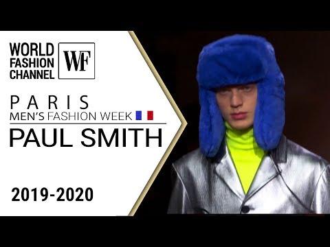 Paul Smith | Fall-winter 19-20 Paris men's fashion week