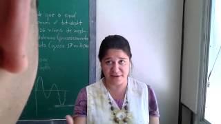 Entrevista Professora Mariana sobre Urânio