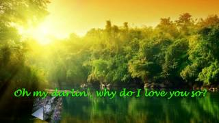 Why Do I Love You So ( 1960 ) - JOHNNY TILLOTSON - With Lyrics