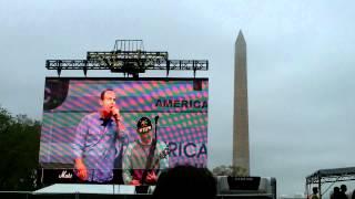 Bad Religion God Song Live @ Reason Rally