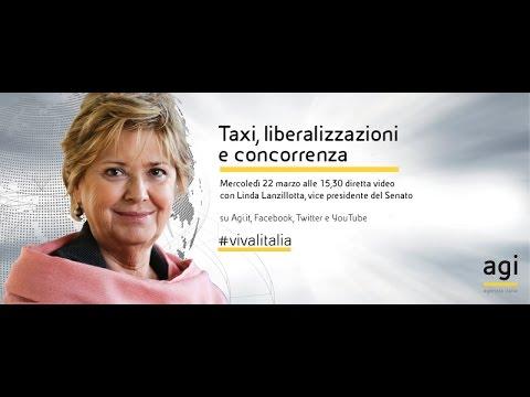 #vivalitalia con Linda Lanzillotta