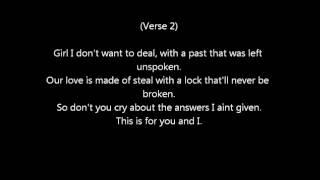 KDrew-Yesterday, Lyrics ♥