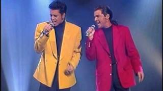 Thomas Anders ft. Glen Medeiros - Standing Alone live