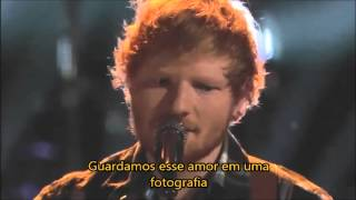 Ed Sheeran - Photograph (legendado)