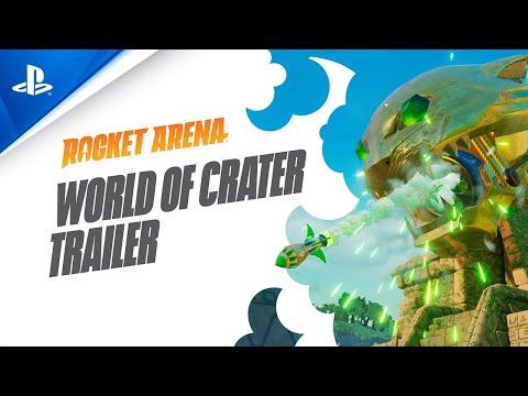 Rocket Arena - Trailer do Mundo de Craterra | PS4