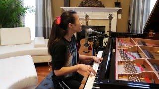 Purple Rain (Prince - Acoustic Piano Cover) DOMINIQUE