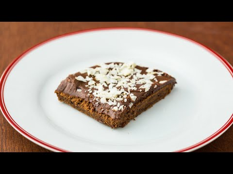 Chocolate Coconut Sheet Cake ? Tasty