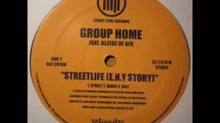 Group Home - Streetlife[E.N.Y Story] (instrumental)