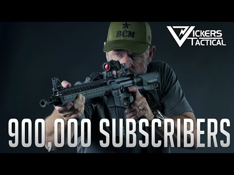 900,000 Subscribers!