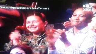 Aura Cristina Geithner Tu Cara me suena Felicidad