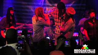 Jesse Royal & Jo Mersa Marley - Modern Day Judas @ The Get Together Miami [February 15th 2015]
