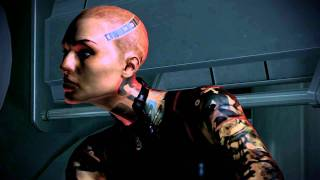 Mass Effect 2: Jack Romance: Jack jealous of Miranda