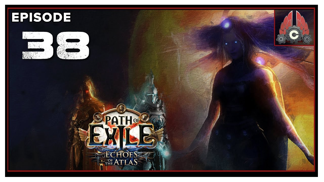 CohhCarnage - CohhCarnage Plays Path of Exile: Echoes of the Atlas (Ziz's Blade Blast Champion Build) - Episode 38