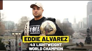 ONE Feature | Eddie Alvarez Does It All For Family
