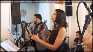 Can't Take My Eyes Off You - Jamz | Casamento | Cover Saxsom